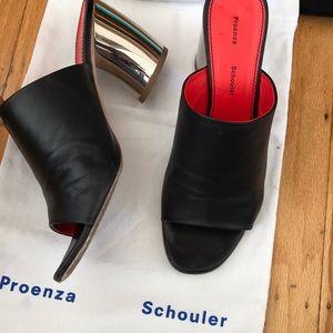 Proenza Schouler mules 🎱